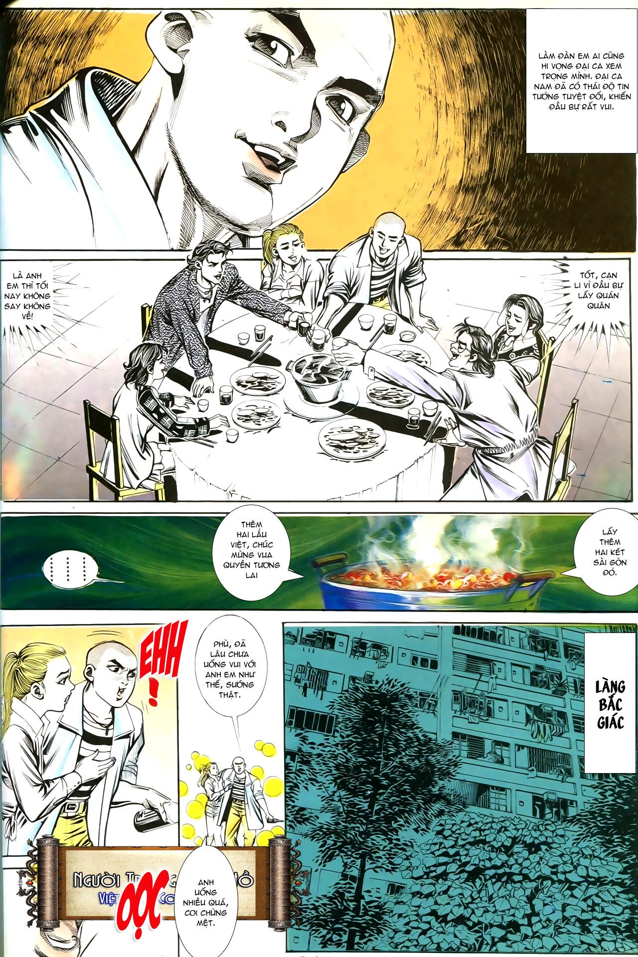 Người Trong Giang Hồ chapter 191: thiên thu tái hiện trang 21