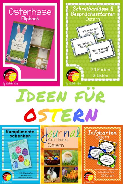 Arbeitsblätter, Bastelvorlagen und mehr für Ostern im Grundschulunterricht. Zahlreiches Material für Ostern