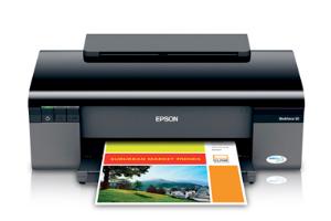 Epson WorkForce 30 Printer Driver Downloads & Software for Windows