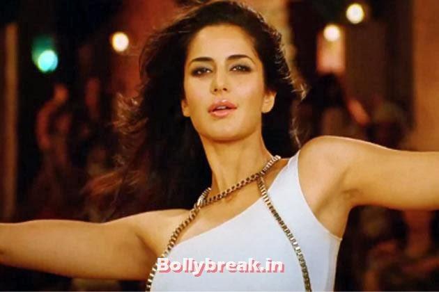 Katrina Kaif in Ek Tha Tiger, Bollywood Actresses Lip Surgery Pics - Before & After