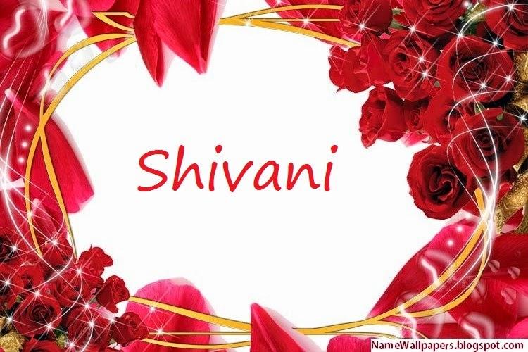 Shubham 3d Wallpaper Shivani Name Wallpapers Shivani Name Wallpaper Urdu Name