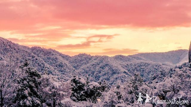 Kinosaki,หิมะ,รีวิว,เที่ยว,ญี่ปุ่น,สวีท