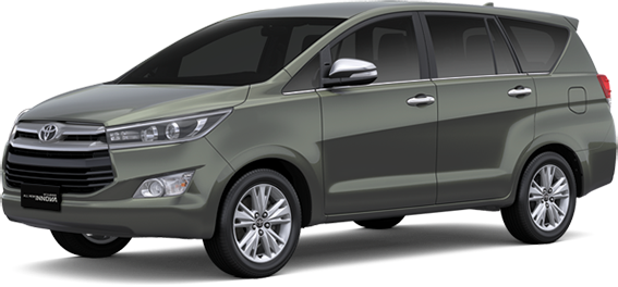 Warna All New Kijang Innova Audio Grand Avanza Toyota Baru Tahun 2018 Ready Stock ...