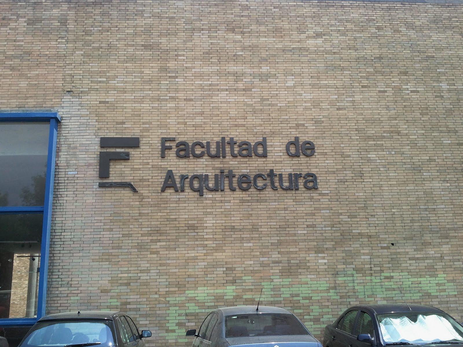 Genoveva rojo facultad de arquitectura unam for Inscripciones facultad de arquitectura