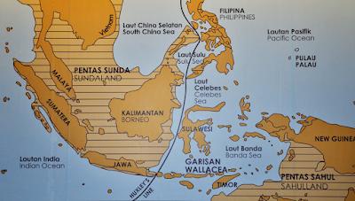 Sejarah Munculnya Kepulauan Indonesia