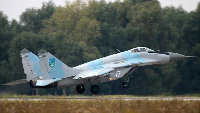 Ucrania permite derribar a aviones que rompen su espacio aéreo
