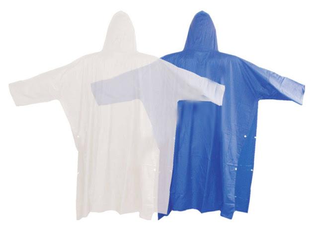 Áo mưa đồng phục