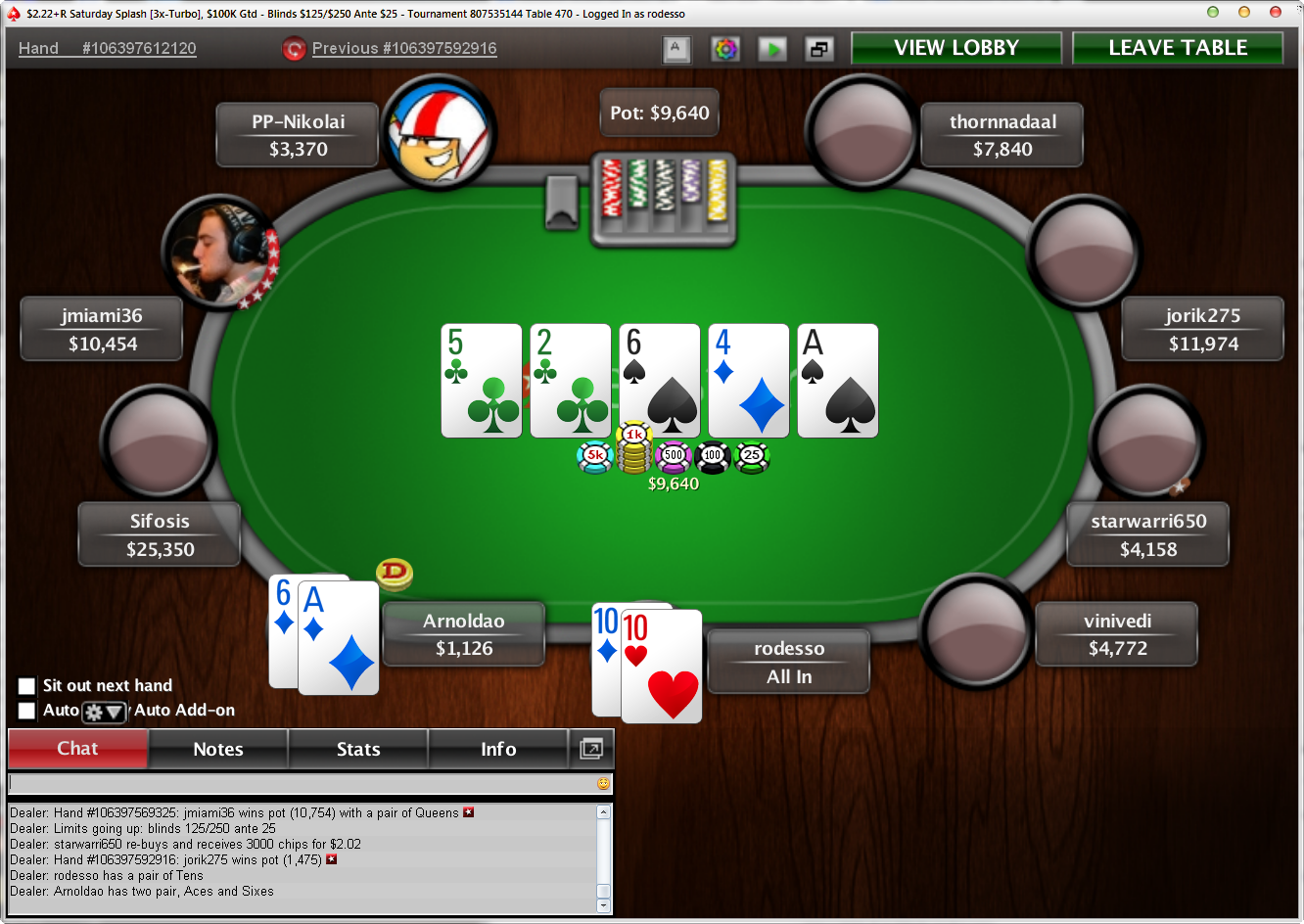 Aplikasi poker online iphone