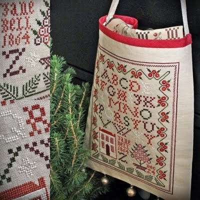 Jane Bell Sampler Bag