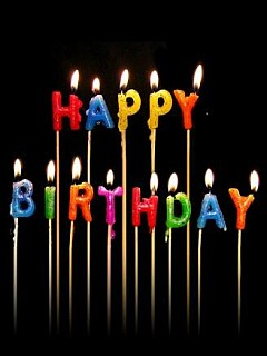 Wallpaper Image For Your Phone Free Birthday Candles Wallpaper For Mobile Phone