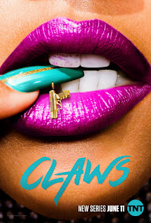 Claws TV Series Poster