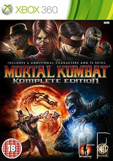 Mortal Kombat Komplete Edition - Xbox 360 (Torrent)