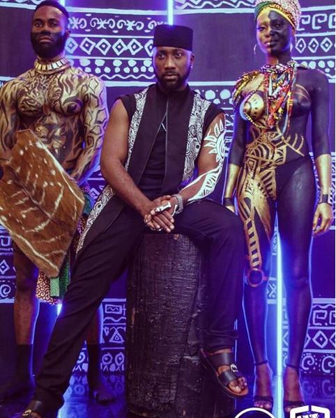 Yemi-Alade-Black-Panther-Wakanda-themed-Birthday-Party-9