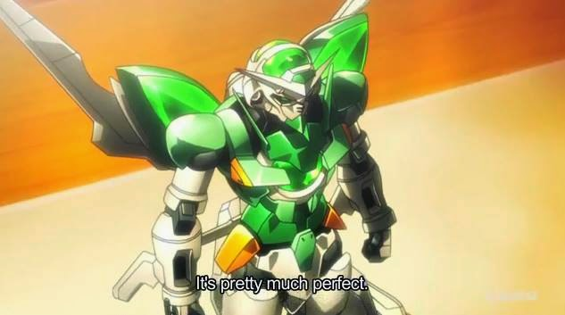 GUNDAM BUILD FIGHTERS TRY- G-Portent