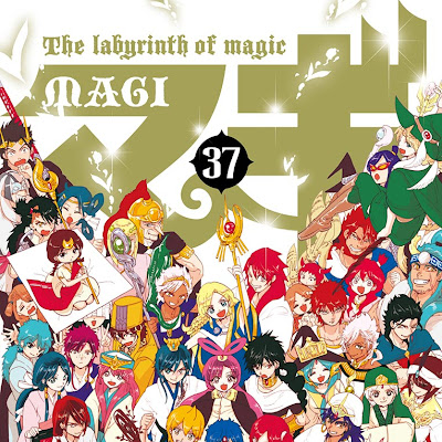 Magi: The Labyrinth of Magic [1-37/37][MANGA][MEGA][Finalizado]