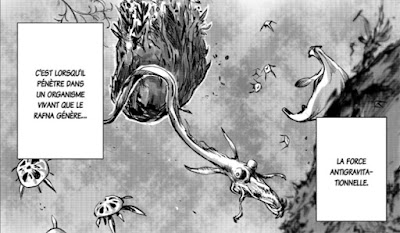 RAFNAS tome 1 - le Rafna, matière antigravitationnelle, imprègne tous les êtres vivants