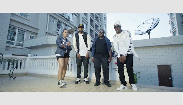 GaraGasha Ft. Jongwe (Sugu) , Izzo Bizness & Abela Music - AZMA