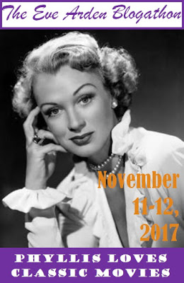 The Eve Arden Blogathon
