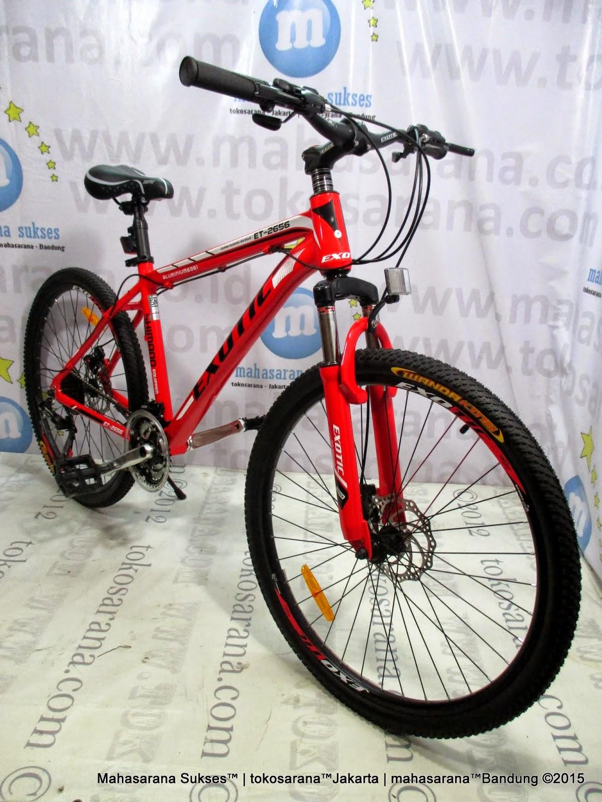 tokosarana™   Mahasarana Sukses™: Sepeda Gunung Exotic
