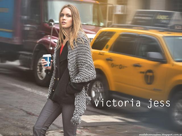 Moda otoño invierno 2016 Victoria Jess. Ropa de moda otoño invierno 2016.