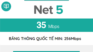 lắp đặt internet cáp quang viettel NET5