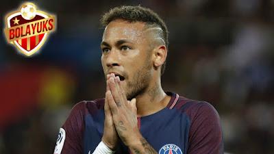 Neymar Emosi Dikaitkan Dengan Real Madrid