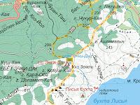 Скачать топографические карты бесплатно - Карты Крыма