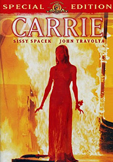 Stephen King's Carrie, 1976 Movie DVD, Carrie Movie Merchandise, Stephen King Store