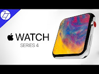 WOW  Apple Watch 4 (2018) - FINALLY a BIG Change!