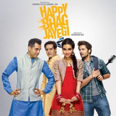 Bollywood movie Happy Bhaag Jayegi Box Office Collection wiki, Koimoi, Happy Bhaag Jayegi cost, profits & Box office verdict Hit or Flop, latest update Budget, income, Profit, loss on MT WIKI, Bollywood Hungama, box office india