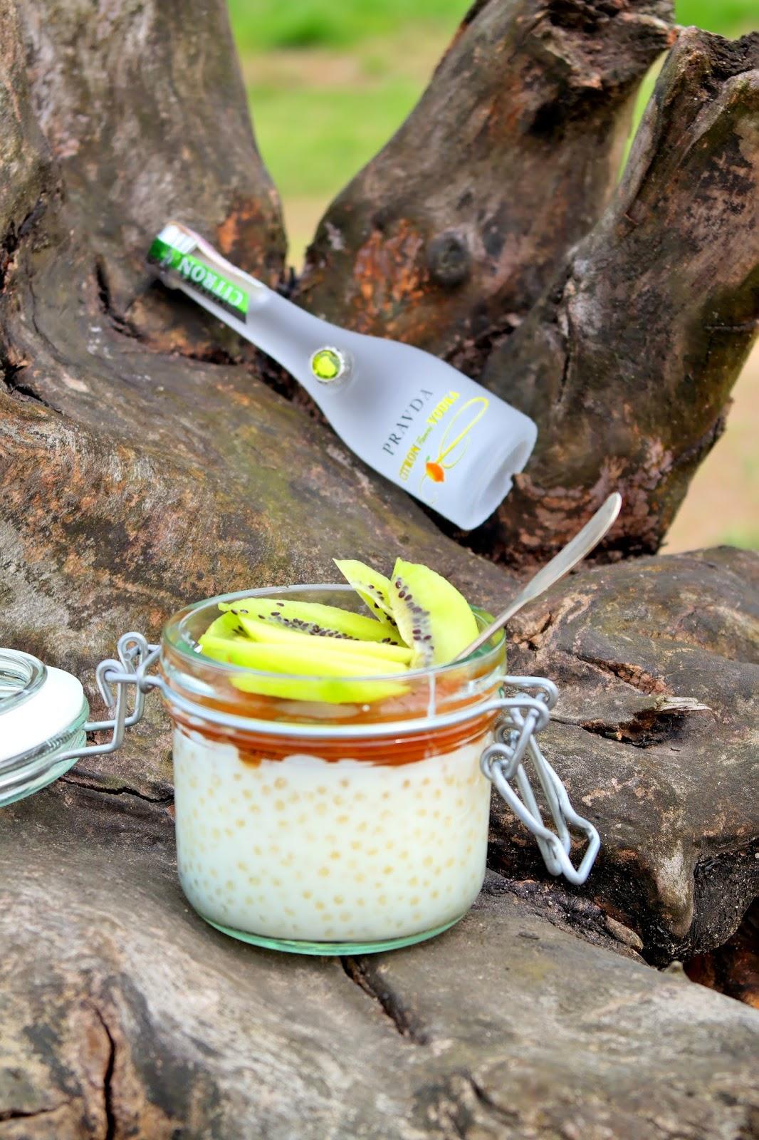 Piknikowy Deser Z Tapioki Gotujimieszkaj Kulinaria Przepisy