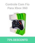 controle xbox360 barato