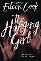 The Hanging Girl by Eileen Cook, book cover and review