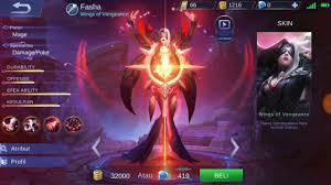 Cara Mudah Melawan dan Mengalahkan Hero Fasha Mobile Legends