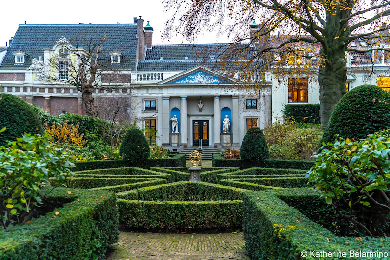 Museum Van Loon Garden Things to Do Amsterdam Vacation