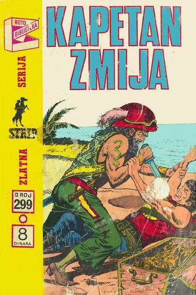 Kapetan Zmija - Zagor
