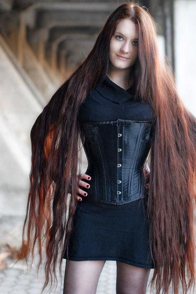 Longest Hair Girls in The World | SagarVision