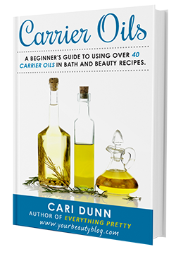 carrier oils book