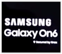Samsung Galaxy On6 Logo