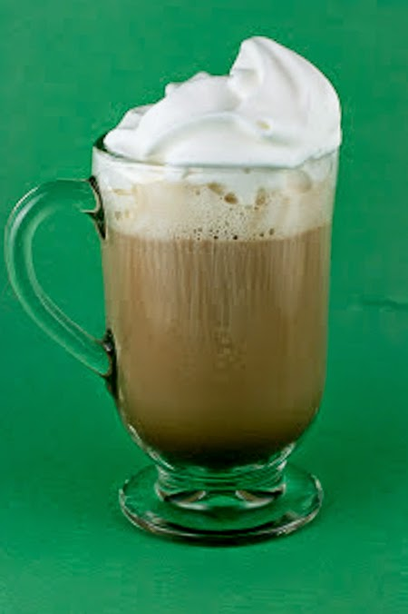 Irish Cream Coffee in the Slow Cooker from A Year of Slow Cooking found on SlowCookerFromScratch.com