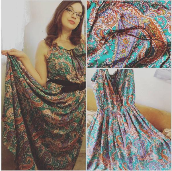 Fall Dress or Summer Dress