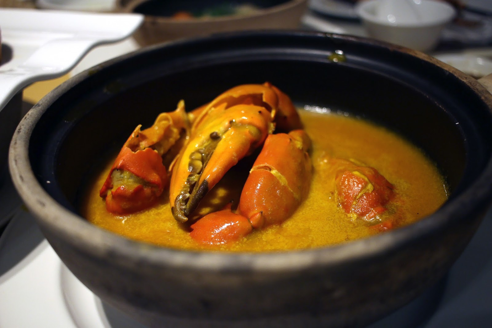 the union of crabs u0026 lobsters buffet spice brasserie parkroyal