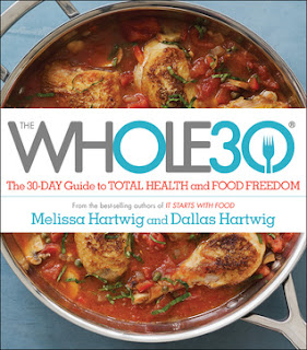 reading, am reading, goodreads, books, nonfiction, cookbook, Whole30, paleo, wellness, health