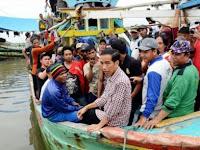 Janji-Janji Politik Jokowi & Insiden Ratusan Nelayan Kepung Polisi
