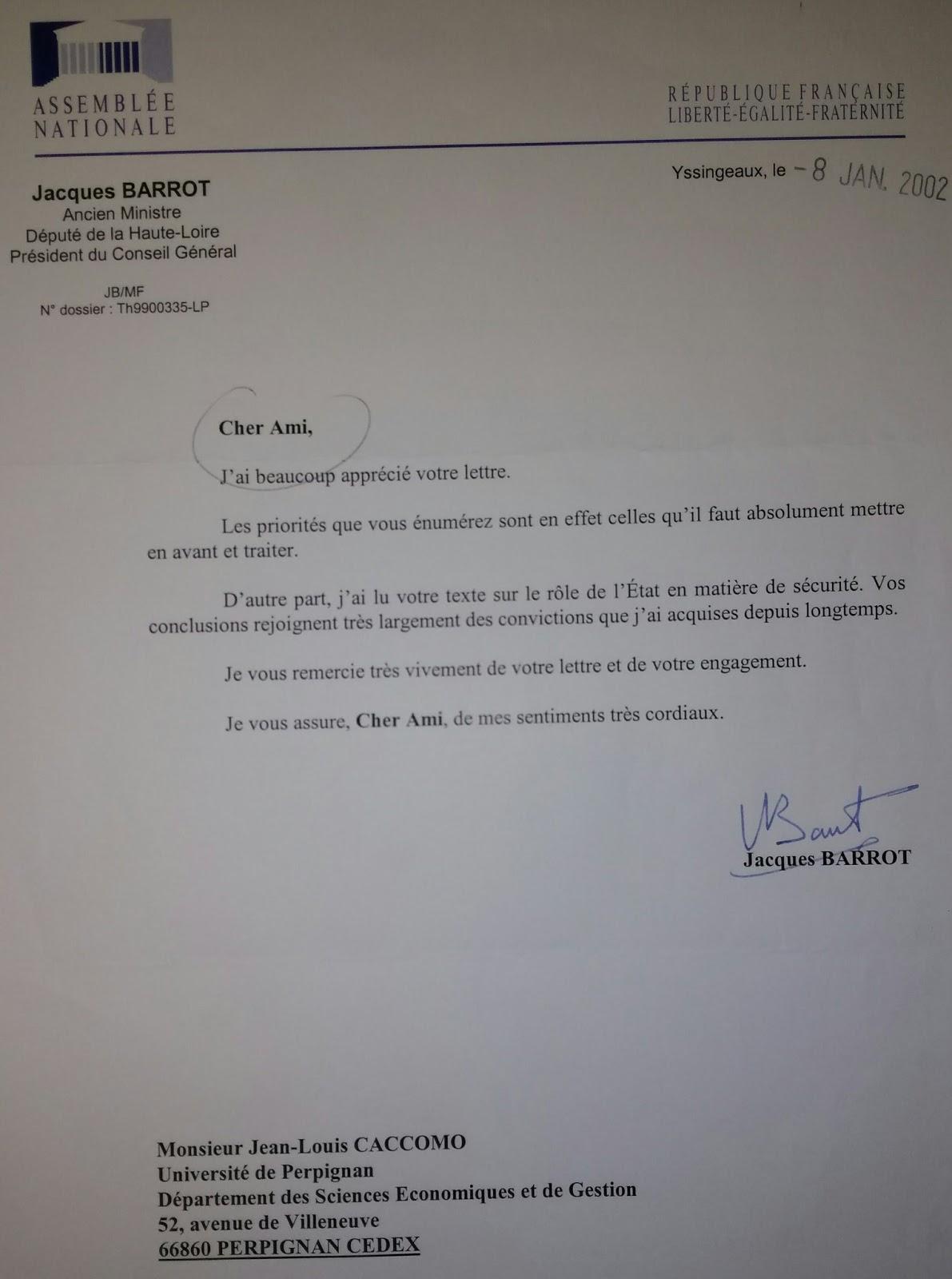 Lettres De Recommandation De Mon Directeur De These Merci Mon