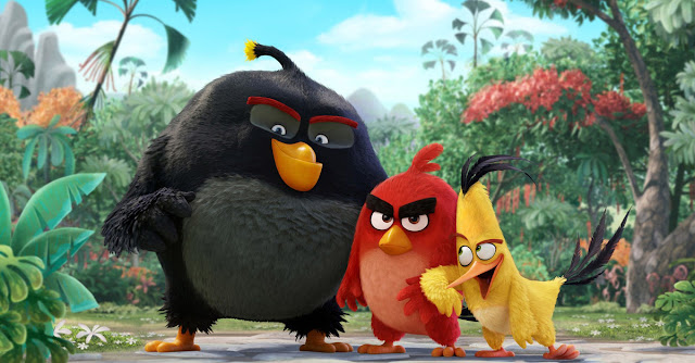 Sinopsis The Angry Birds Movie