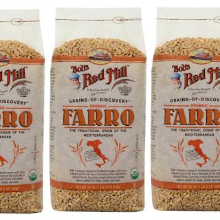 Dicionário de cereais - Farro