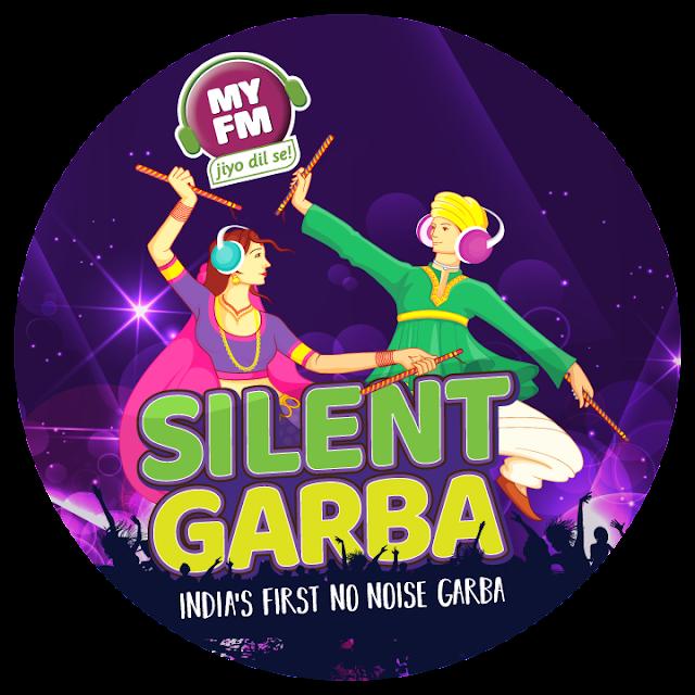 MY FM brings Silent Garba to Gujarat