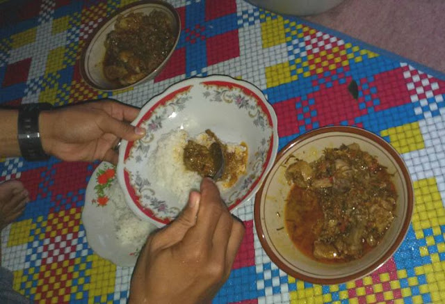 Kuliner Geseng