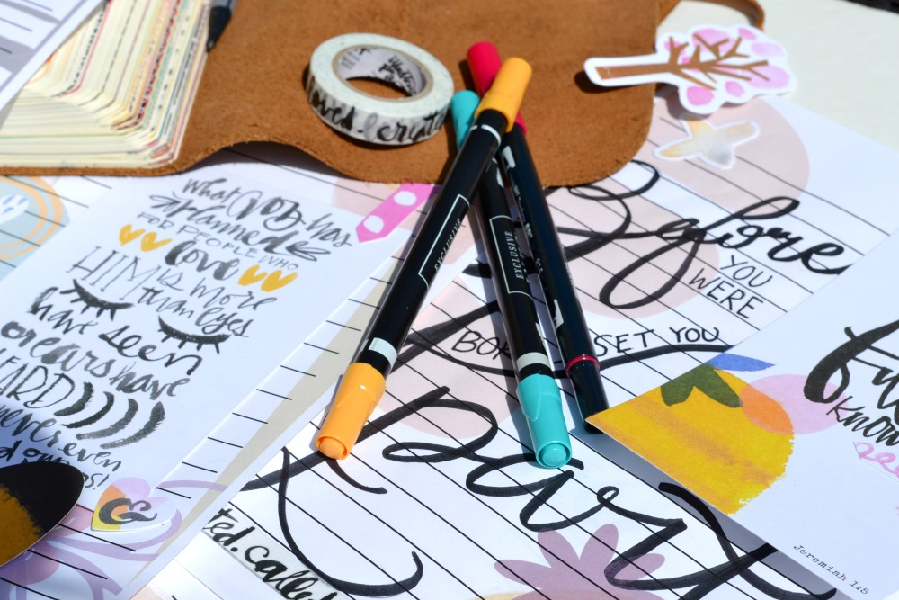 Free 30 Day Bible Journal Notebook Pages | <datFeata:blog